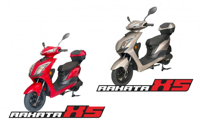 Rakata rilis dua sepeda motor listrik pada akhir April, harga mulai Rp15,6 juta