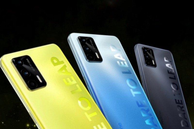 Hari pertama peluncuran, Realme Q3 dan Q3 Pro terjual 50.000 unit di China