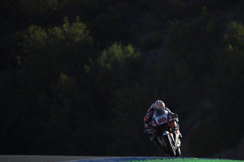 MotoGP - Marquez terjatuh lagi di Jerez