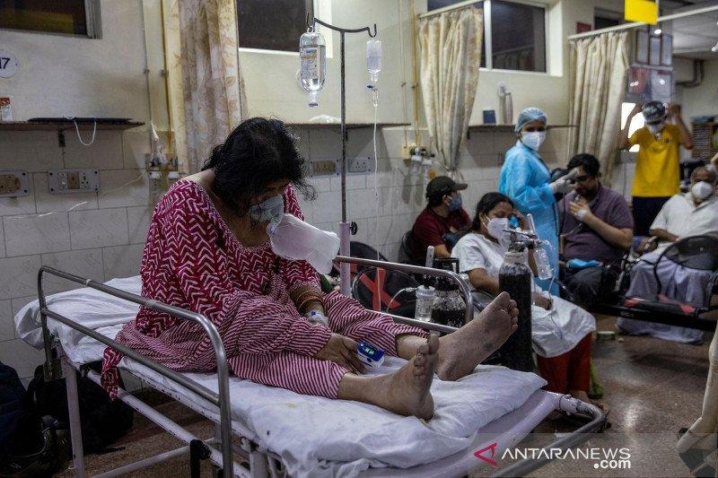 Taiwan kirim bantuan tangani  COVID-19 ke India
