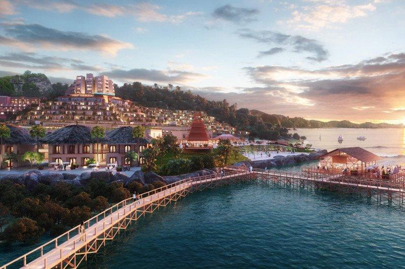 Mawatu, kawasan wisata terpadu Labuan Bajo mulai dibangun