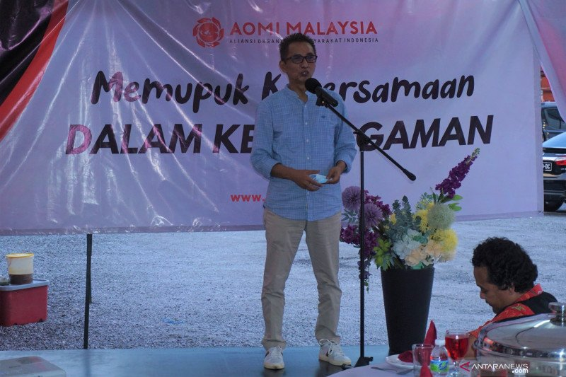 Dubes RI di Kuala Lumpur hadiri ulang tahun AOMI