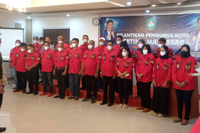 Pertina Sulsel berencana gelar Piala Pangdam 2021