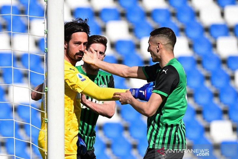 Atalanta diimbangi Sassuolo 1-1, Inter resmi raih scudetto