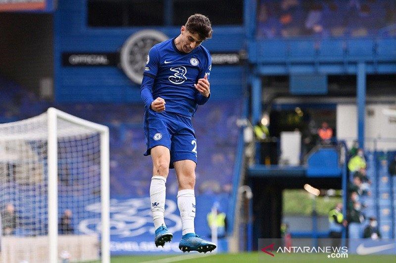 Chelsea bungkam Fulham 2-0