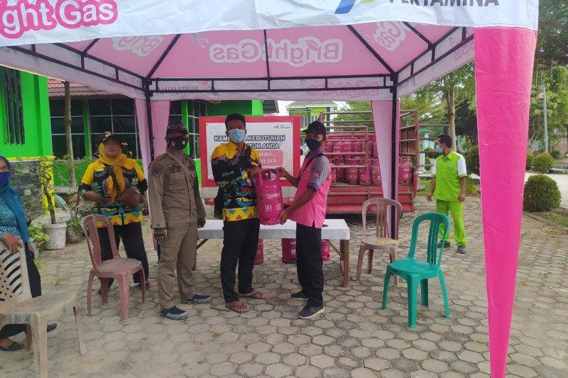 Kabupaten Mesuji dukung Pertamina pantau distribusi elpiji 3 Kg