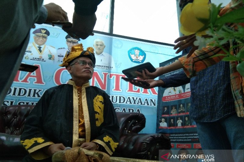 Dikbud Sultra sebut Hardiknas momen meningkatkan mutu pelayanan pendidikan