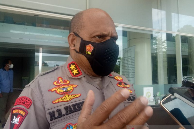 Six armed Papuan separatist terrorist groups actively operate: police