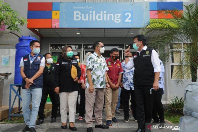 Mendagri minta anak muda Kota Palembang kurangi kumpul-kumpul malam