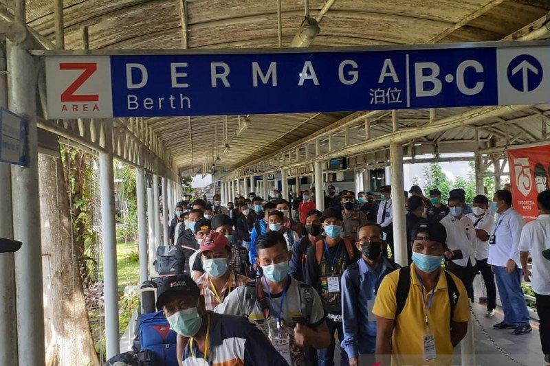Pelayaran Malaysia-Batam dibatasi selama larangan mudik 2021