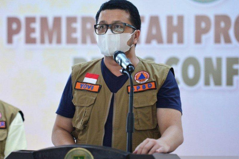 Pelayanan vaksinasi lansia di Riau mencakup warga luar daerah