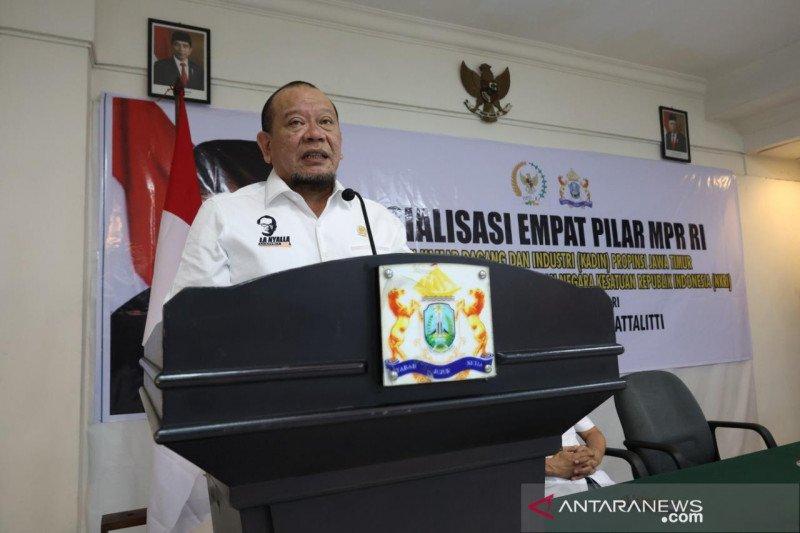 Ketua DPD RI dukung Mendagri inventarisir Perda hambat masuk investasi