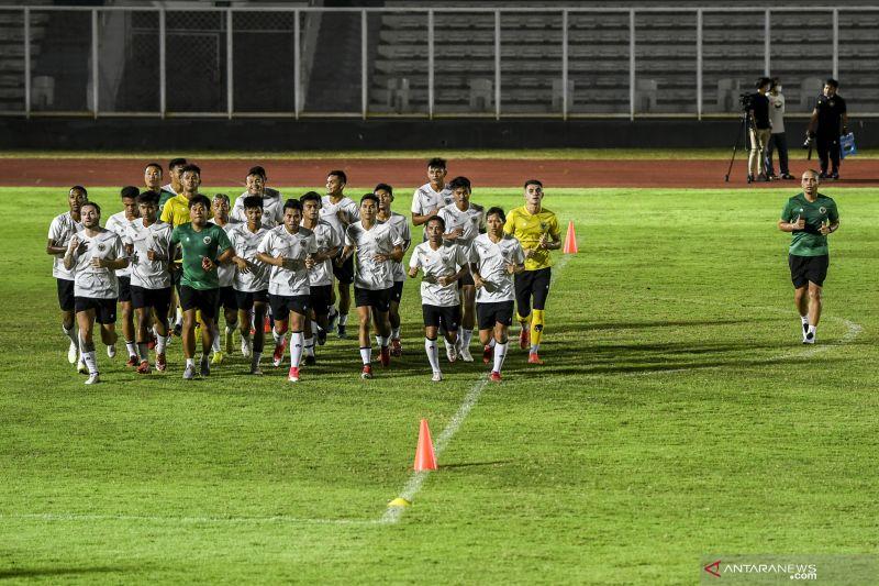 """Timnas Indonesia bersiap hadapi """"laga sesungguhnya"""" setelah kalah lawan Oman"""