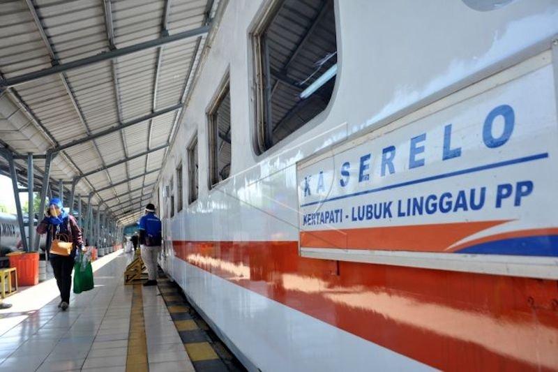 KAI Palembang tak jual tiket KA jarak jauh