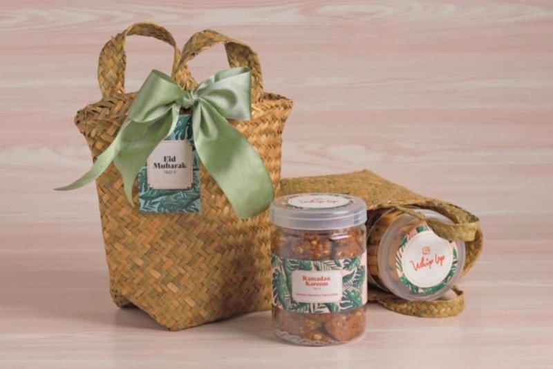 Jelang Lebaran parsel makanan produk paling diminati di Tokopedia