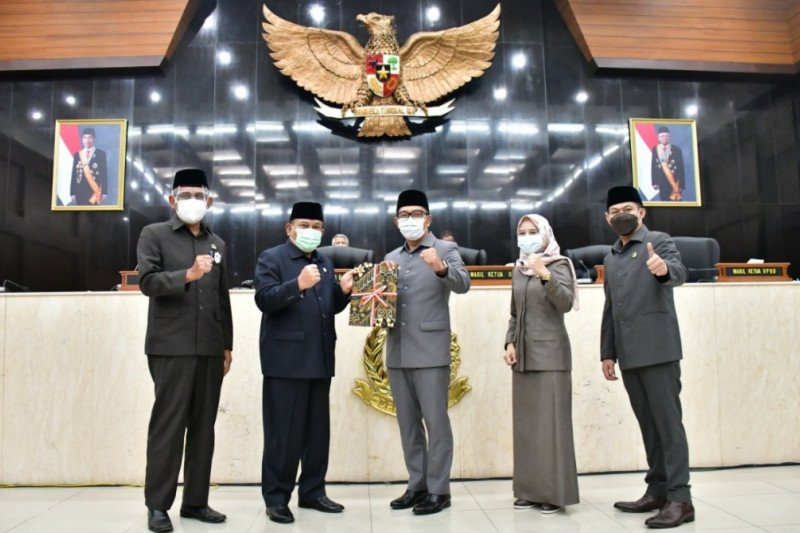 DPRD Jabar berikan 66 rekomendasi terhadap LKPJ Gubernur 2020