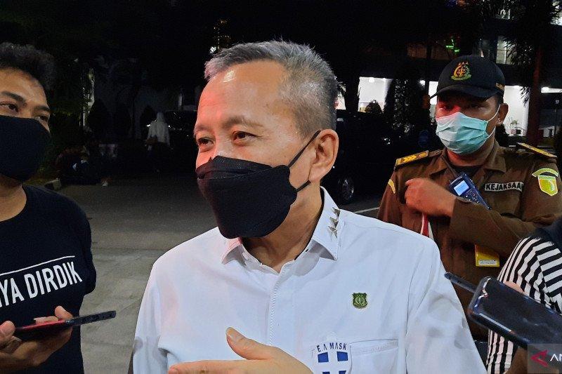 Kejagung awasi perkara kasus dugaan korupsi Masjid Sriwijaya Palembang