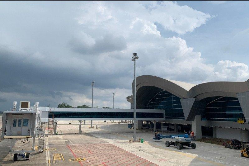 AP I melanjutkan proyek pengembangan sejumlah bandara