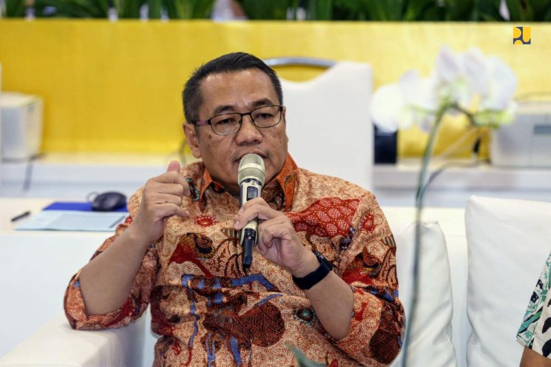 Kementerian PUPR mulai bangun rusun Keuskupan Larantuka