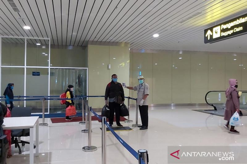 Jumlah penumpang datang di Bandara YIA Kulon Progo naik 58 persen
