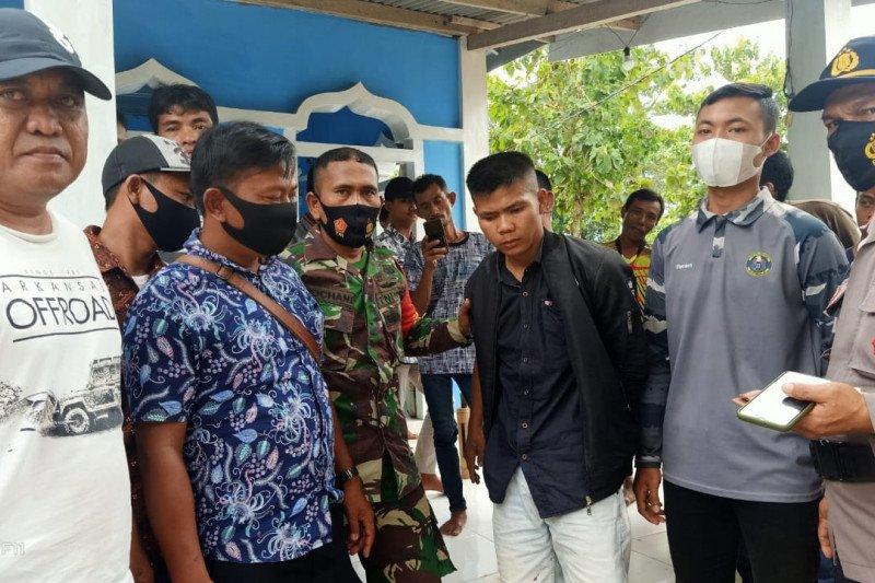 """Dibantu warga, Koramil 411-11 Terbanggi Besar ringkus """"TNI gadungan"""""""