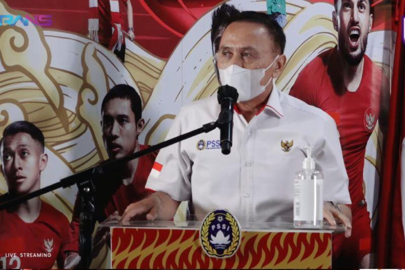 36 pemain timnas Indonesia siap jalani TC mulai Minggu ini