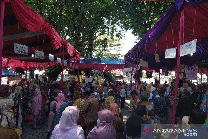 Sumbar gelar bazar Ramadhan meski di tengah pandemi COVID-19