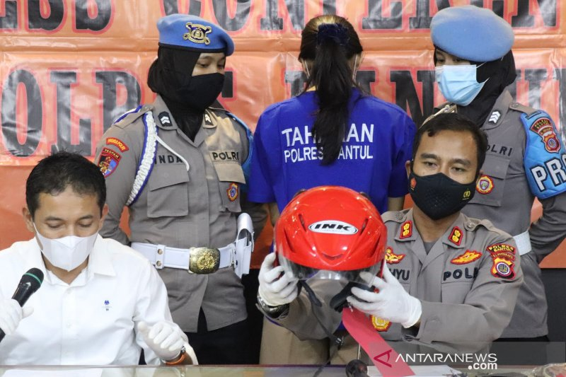 Polri: Satai beracun tewaskan bocah di Bantul mengandung sianida