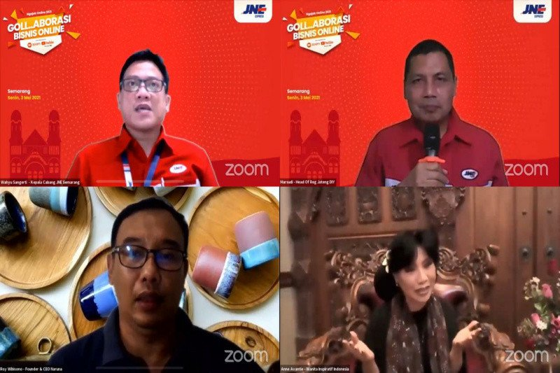 Inovasi dan strategi story telling kunci sukses UKM Semarang