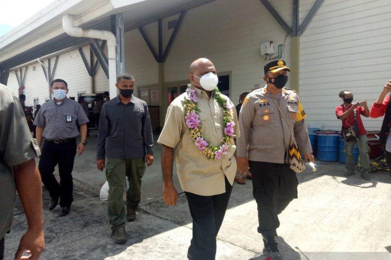 Kapolda Papua bantah ada kesengajaan gangguan jaringan telekomunikasi