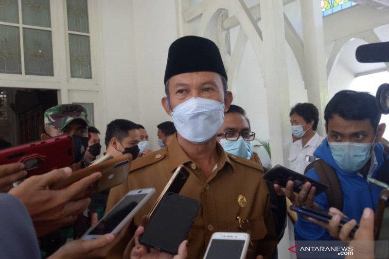 Kota Palembang Zona Merah COVID-19, warga dilarang mudik dan meniadakan sholat ied di masjid