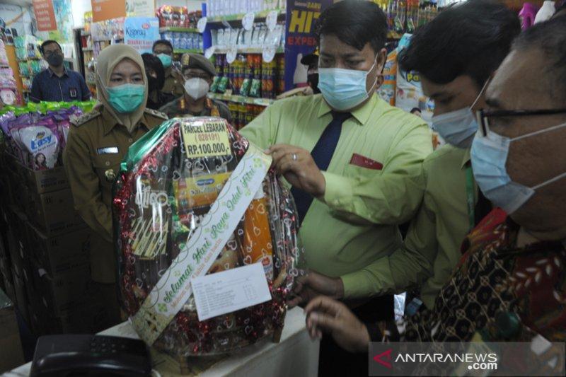 Sidak keamanan pangan temukan manisan berformalin