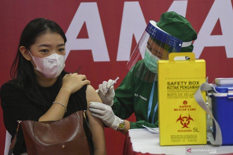 Jakarta ikuti arahan pusat soal penghentian AstraZeneca batch CTMAV547