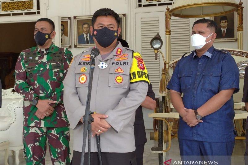 Polres Cianjur panggil pegawai dinas terkait surat keterangan antigen aspal