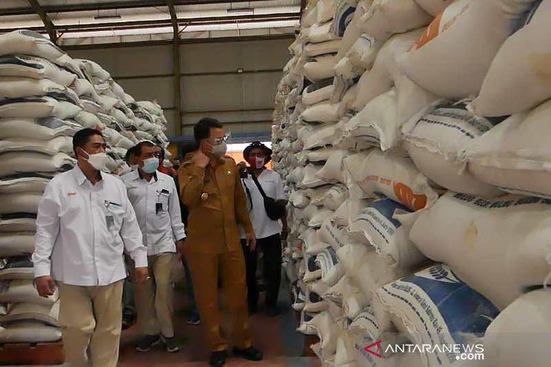 Hadapi Lebaran, Bulog Kedu siapkan 10.000 ton beras