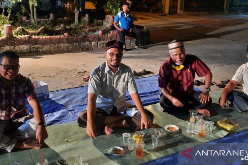 Anggota DPRD Padang buka puasa bersama IPRC dan gali berbagai aspirasi