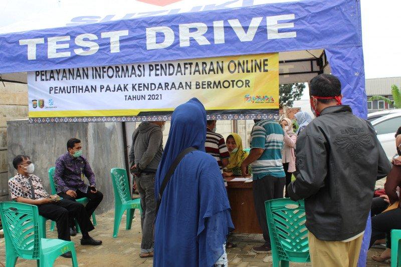 Pemutihan pajak sumbang PAD Rp30,4 miliar bagi Lampung
