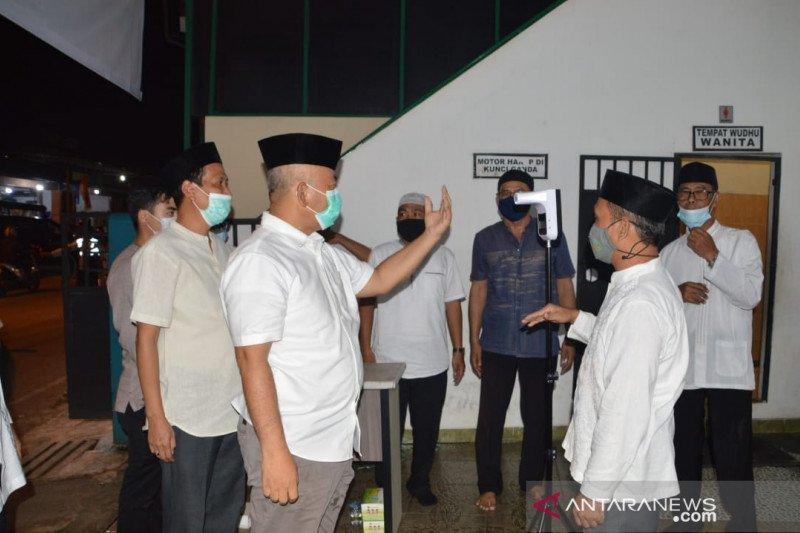 Pemkot Bekasi siapkan stadion untuk tempat karantina