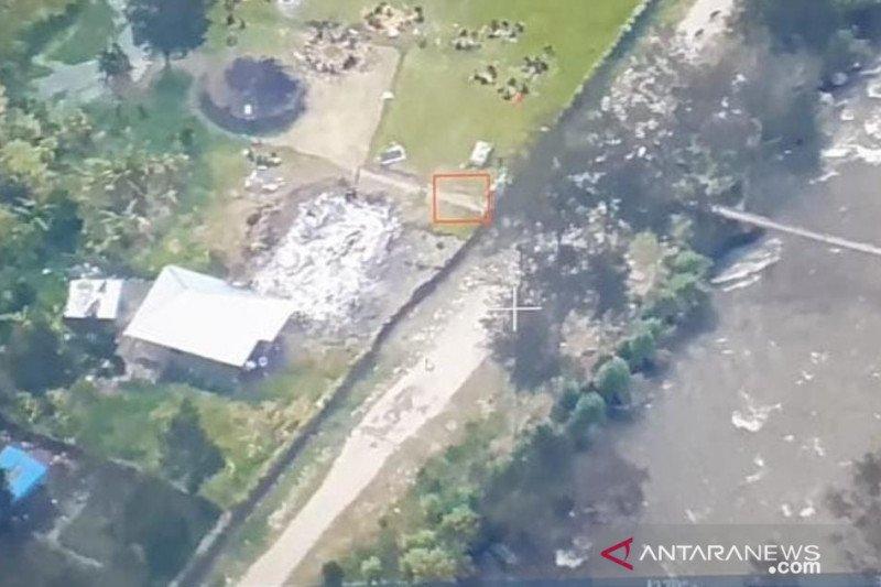 KKB kembali bakar gedung sekolah di Kabupaten Puncak, Papua