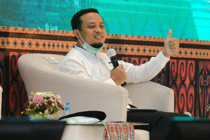 Plt Gubernur Sulsel mengapresiasi gerakan guru wakaf Al-Quran.