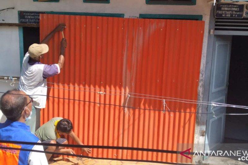 PT KAI Divre IV tertibkan rumah dinas langgar aturan