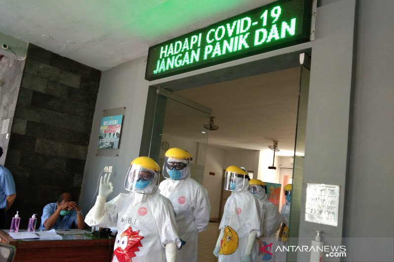 Pasien COVID-19 sembuh di Bantul bertambah 70 orang