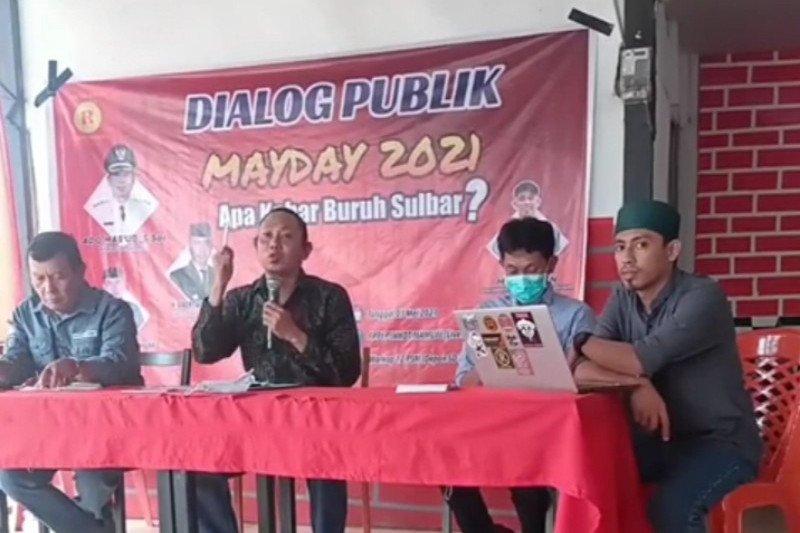 Pemerintah Mamuju janji perjuangan buruh menjadi peserta BPJS