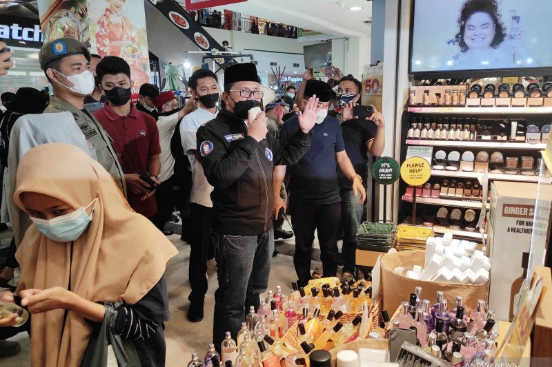 """Pemkot Makassar larang Salat Id di Lapangan Karebosi dan """"open house"""""""