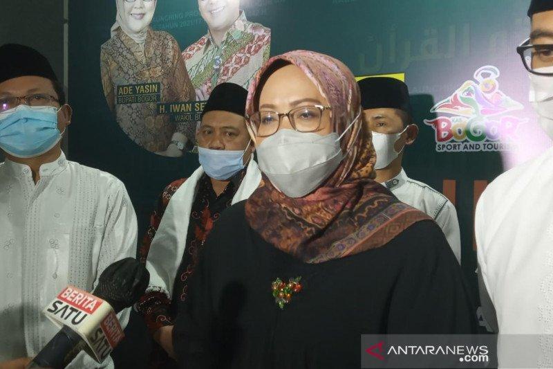 Bupati kerahkan 40 camat se-Kabupaten Bogor antisipasi mudik