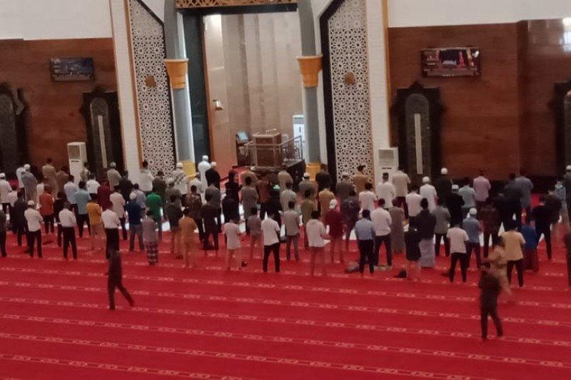 Pemkot Mataram menerbitkan izin lokasi pelaksanaan salat Idul Fitri