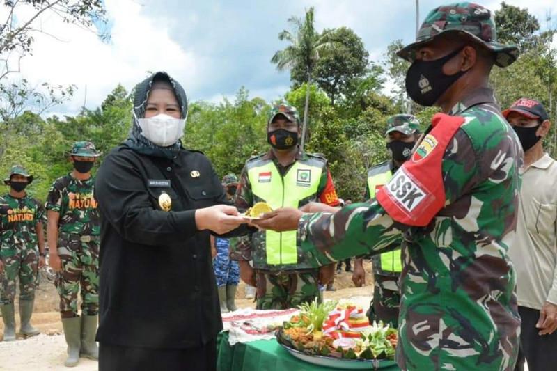 Wagub Kepri tutup TMMD di Kabupaten Natuna