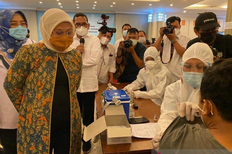 Menteri Ketenagakerjaan minta para pekerja tak mudik
