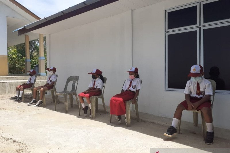 Proses belajar mengajar tatap muka di Batam dihentikan kembali