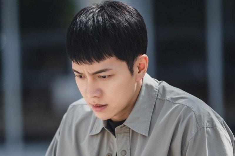 """Lee Seung Gi terlihat penuh ketakutan pada episode """"Mouse"""" malam ini"""